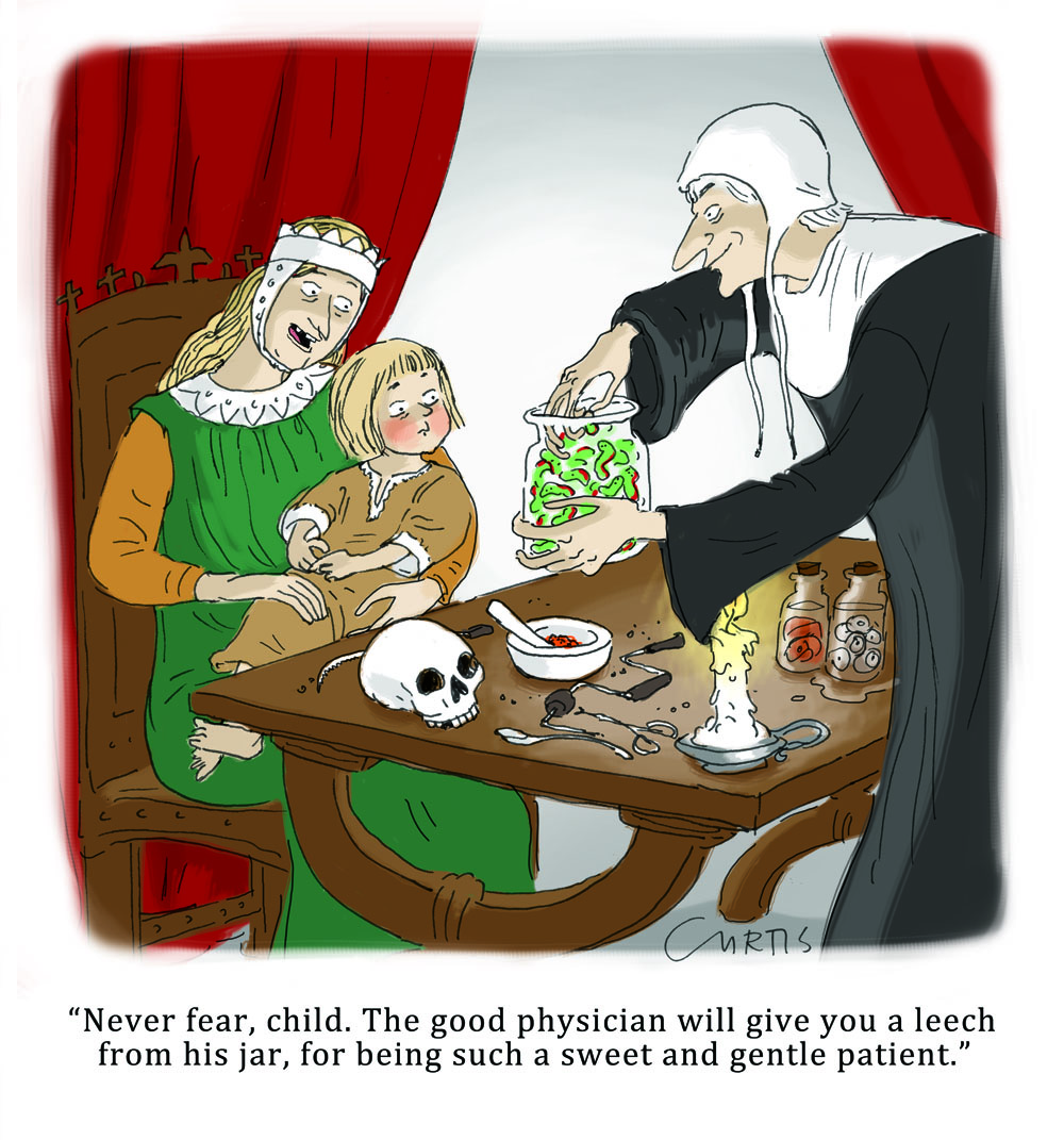 medieval medicine Try your hand at medieval medicine here's your chance to try to diagnose and cure patients as if you were a doctor in the middle ages.